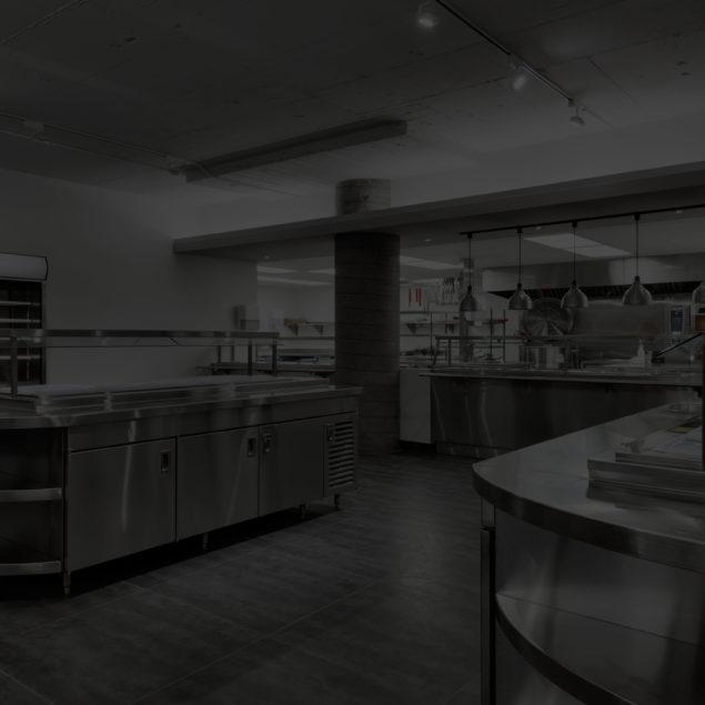 Cafétéria commerciale Québec